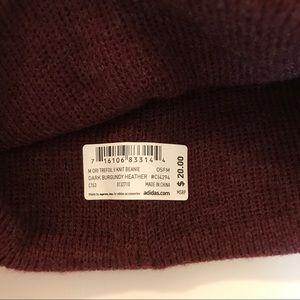 adidas Accessories - Adidas Red Woolen Hat